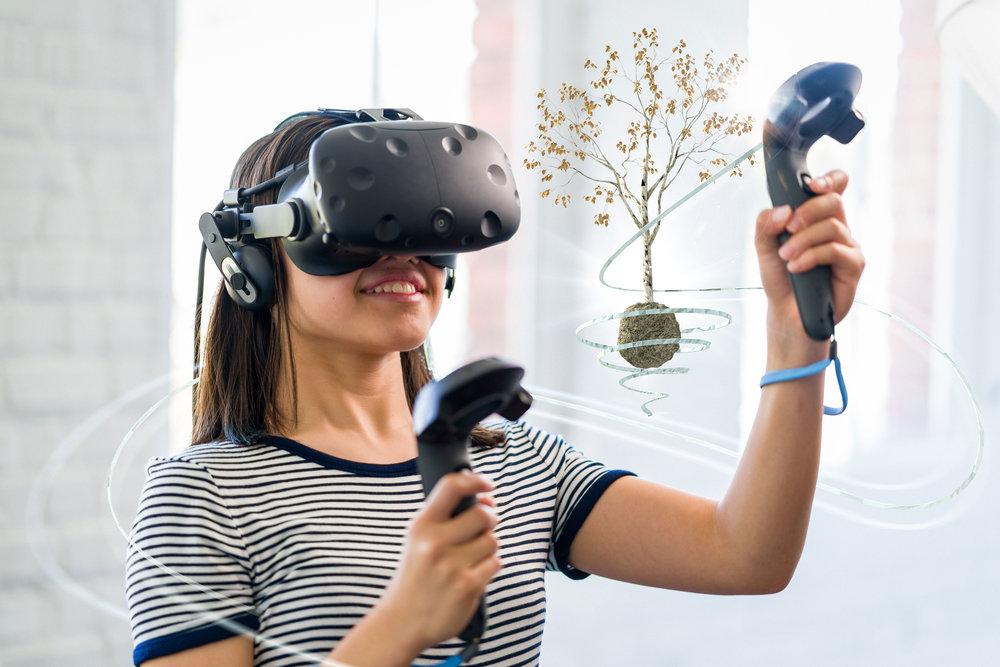 VR AR Gaming