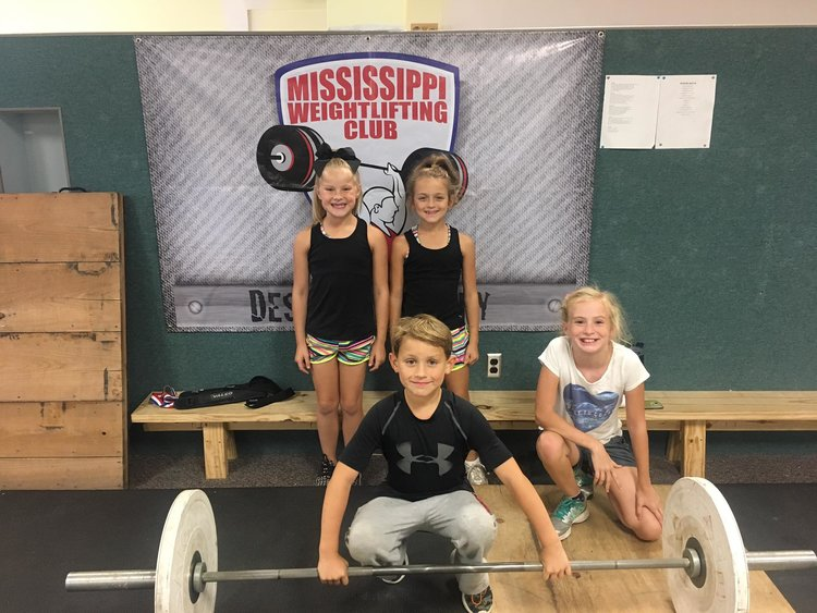 87ef7b2ded6b Youth Programs — Mississippi Barbell