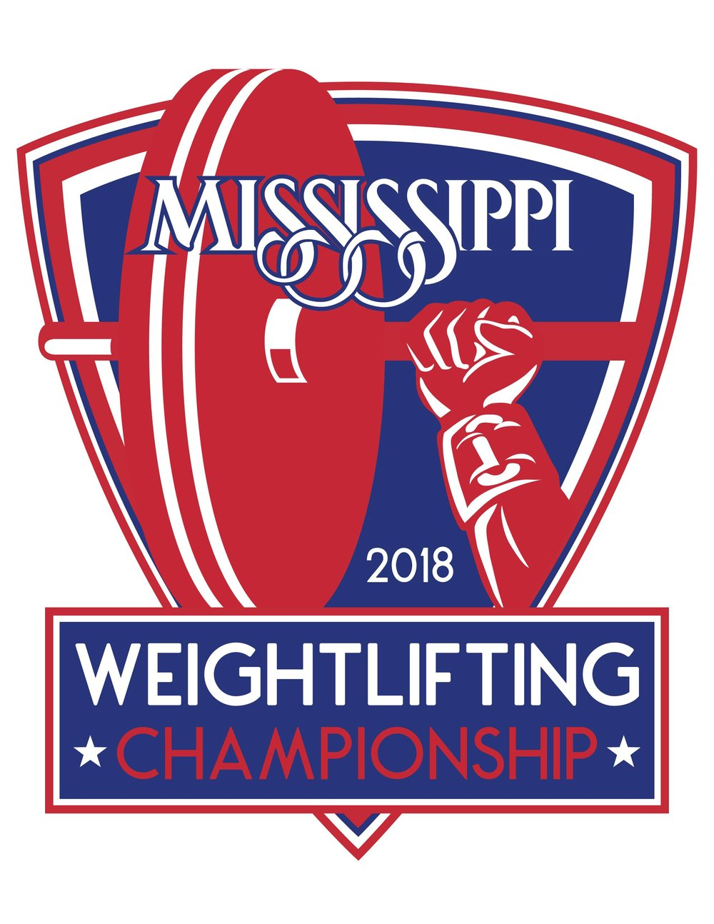 USA Weightlifting sanctioned meets in Mississippi turns 5 this year. In 2013 the first meet in state history was hosted by our club Mississippi Barbell. We have continued the annual State meet and have expanded meets throughout the state (meet directing every one of them).  Join us at Reservoir Crossfit (131 Builder's Square in Brandon, MS behind Miller's) on Saturday, June 2, 2018 for the 5th Annual State Meet.  As always, our events are open to all ages, state residencies, and abilities. This is a great event for first time athletes, those looking for more platform experience, or seasoned athletes looking for a qualifying total for a national event.  Divisions: Athletes may choose to register in a USAW or a non-USAW division.  Athletes electing to compete in a USAW division MUST have a current USAW membership. Memberships can be purchased at  https://webpoint.usaweightlifting.org/  Memberships will not be sold at the meet and therefore must be purchased prior to competition.  Athletes electing to compete in the non-USAW division will lift alongside USAW competitors, but will NOT have their results submitted to USAW for regional or national event qualification.  Lifts Tested: This Olympic weightlifting and USA Weightlifting sanctioned event consists of three attempts at the snatch and three attempts at the clean and jerk.  Weight Classes: All weight classes are in kilos. The following tables are based on USA Weightlifting's official conversion chart ( https://www.teamusa.org/USA-Weightlifting/Weightlifting101/Weight-Classes ).  Our registration form is based on and uses the information from this chart. Registering for the correct weight class falls on your shoulders, but if you have questions that aren't answered by the chart, please ask us.  Awards: The following awards will be given:  · 1st-3rd in Non-USAW division (based on Sinclair formula)  · 1st-3rd in USAW Youth division (age and weight class)  · 1st-3rd in USAW Masters division (age and weight class. Example: 35 year old female in the 63 kilo class would place as a 35-39 year old 63 kilo athlete)  · 1st-3rd in USAW Junior division (age and weight class)  · 1st-3rd in USAW Open division (weight class)  · Best Overall Lifter (Youth, Junior, Master, Open. Male and female for all)   Attire: Singlets are suggested but not required for any division. If not wearing a singlet please ensure we can see the creases in your elbow or knee for judging purposes. Exposed midriffs or singlet straps not worn over the shoulders are not allowed pursuant to USA Weightlifting rules. Example: A short sleeve shirt and spandex tights or loose shorts above the knee are acceptable non-singlet attire. This is not an exhaustive list of what can be worn. This is only one example.  Registration Limit: Registration is capped at the first 30 lifters to register and pay. The pricing tier listed below does not guarantee spots will remain open at those dates.  Pricing:  Early Bird- $55 – through April 16, 2018  Price Saver- $70 – April 17 through May 14, 2018  Late Registrant- $85 – May 15 through May 31, 2018  Start List: Preliminary start list will be made available via Facebook event page and email to registrants on May 28, 2018. It will be subject to change dependent on late registrants. NOTE: Typically, all females lift first with weigh ins at 7 am and lifting at 9.  Weigh-Ins: Weigh-ins are only on the day of the event. They begin two hours before your start time and only last one hour.  For example, if you lift at 9am, your weigh-in time is from 7-8am. If you do not weigh in by 8:01am, you will have missed your weigh-in window.  If you fail to make your weigh-in on time, you will still lift in the competition, but your results will not be submitted to USAW (even if you signed up for the USAW division). You will compete in the non-USAW division for a potential medal.  The weight class you pick at registration will strictly be enforced. You can change your weight class but must do so by May 14, 2018 to ensure a medal will be ordered for you. Any changes to your weight class after May 15 will be not guarantee you a medal. Please remember we are a nonprofit and funds are carefully allocated to ensure a finite amount of medals. We utilize local businesses to create our specialized medals for this State event and they need two weeks to prepare them (at least). This is why there is a time frame.  Should you fail to change your weight class or make weight for the weight class your registered as, then you will STILL BE ABLE TO LIFT. If USAW division your results will still be sent to USAW. You will still lift in the same session as the division YOU ORIGINALLY REGISTERED FOR unless otherwise noted.  Spectator Tickets: Spectator tickets are $5. They can be purchased at the door on the day of the event (cash or check made payable to Mississippi Barbell Inc only).  Only registered athletes and one coach of record are allowed in without payment (coaches if you have multiple athletes and need assistant coaches please email us before the event). We have very limited space and want everyone to have equal access and opportunities in the warm up area.  Volunteers do not have to procure a ticket. A list of all names will be kept at the entrance. Please do not disrespect our volunteers if they ask you for registration or for you to show your ticket---they are doing their jobs.  Volunteer Opportunities: If you'd like to volunteer to help at the event (bar loading, table working, front door, refereeing) please email us at msweightliftingclub@gmail.com. We always need more referees and the test is free. More information can be found at  http://www.teamusa.org/USA-Weightlifting/Referees/Referee-Clinic-Video . All volunteers working the tables, conducting weigh-ins, or refereeing MUST be USAW members (cheaper rates apply via USAW if you are not registering as an athlete--see previous link in Membership portion).  Consumption of alcohol at the event site during the event (which includes weigh ins through awards) is strictly prohibited pursuant to USAW rules. It will result in your immediate disqualification even if you have already lifted. Your results will NOT be sent to USAW.  *** All sales are final. There will be no refunds awarded for any reason (including missing weigh ins or injury). Meet registration cannot be transferred to another individual. ***  *** By registering for this event, you are acknowledging you have read this page in its entirety along with USAW rules, regulations, and by laws, understand what it says, and agree to abide by that which is stated**  Direct emails to msweightliftingclub@gmail.com