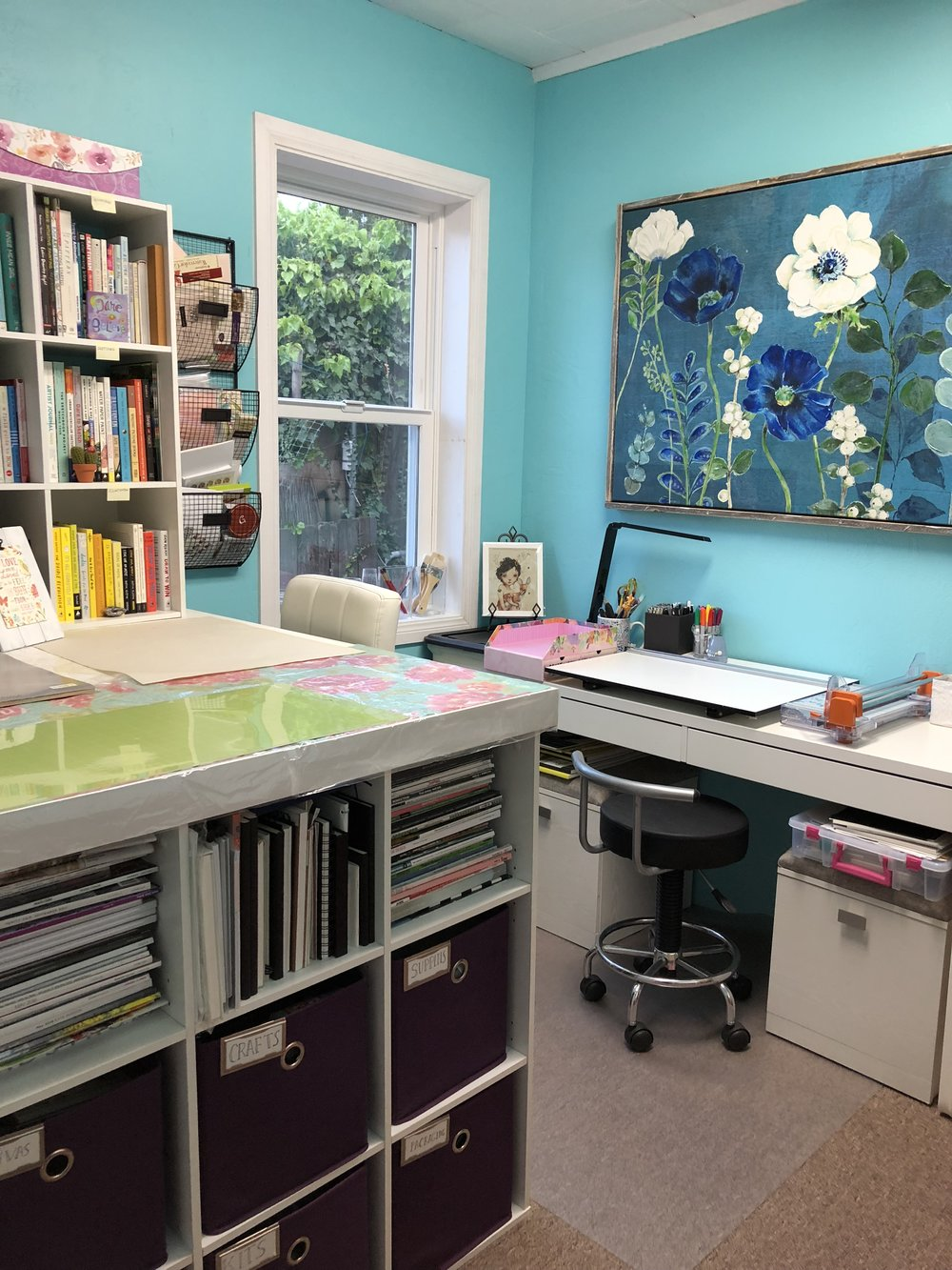 Desk of Magical Creations