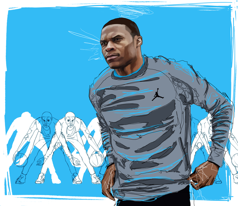 Russell Westbrook for Jordan Brand