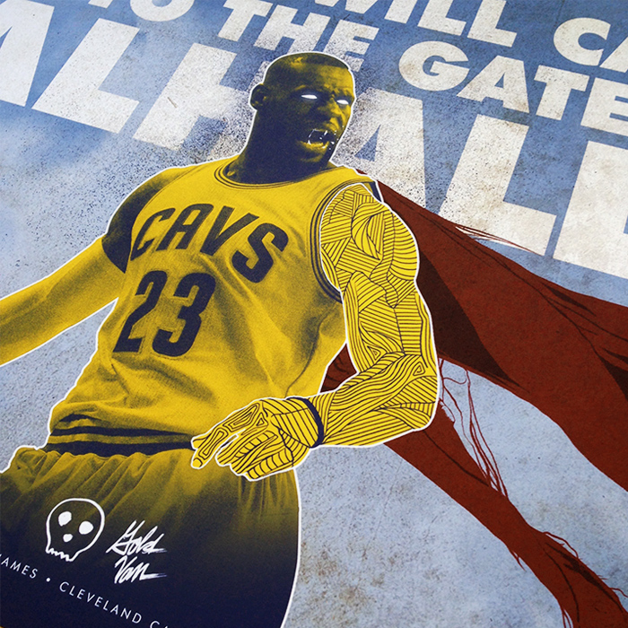Poetry of Basketball - LeBron James