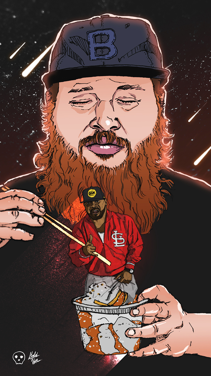 Action Bronson x Ghostface Killah