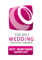 Wedding industry newcomer finalist