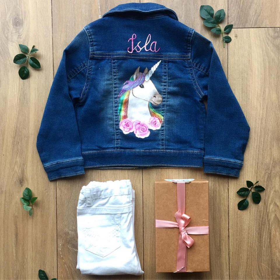 unicorn jacket