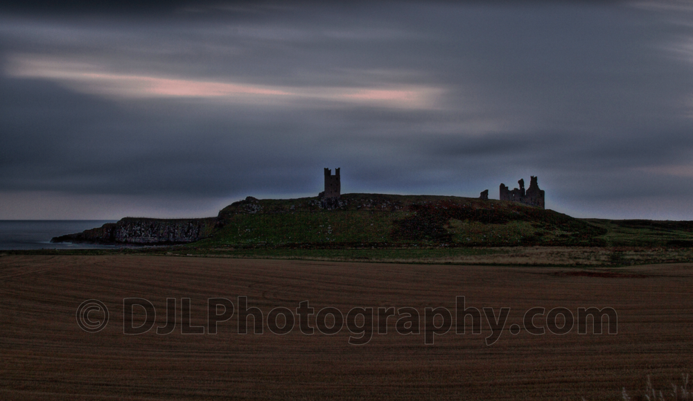 Dunstanburgh for the 18th