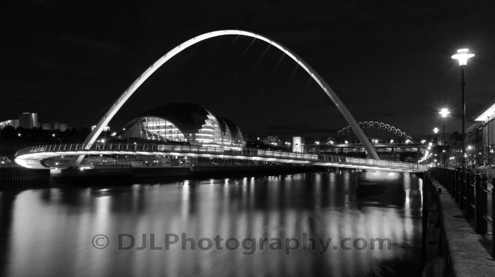 Millennium Bridge - Gateshead
