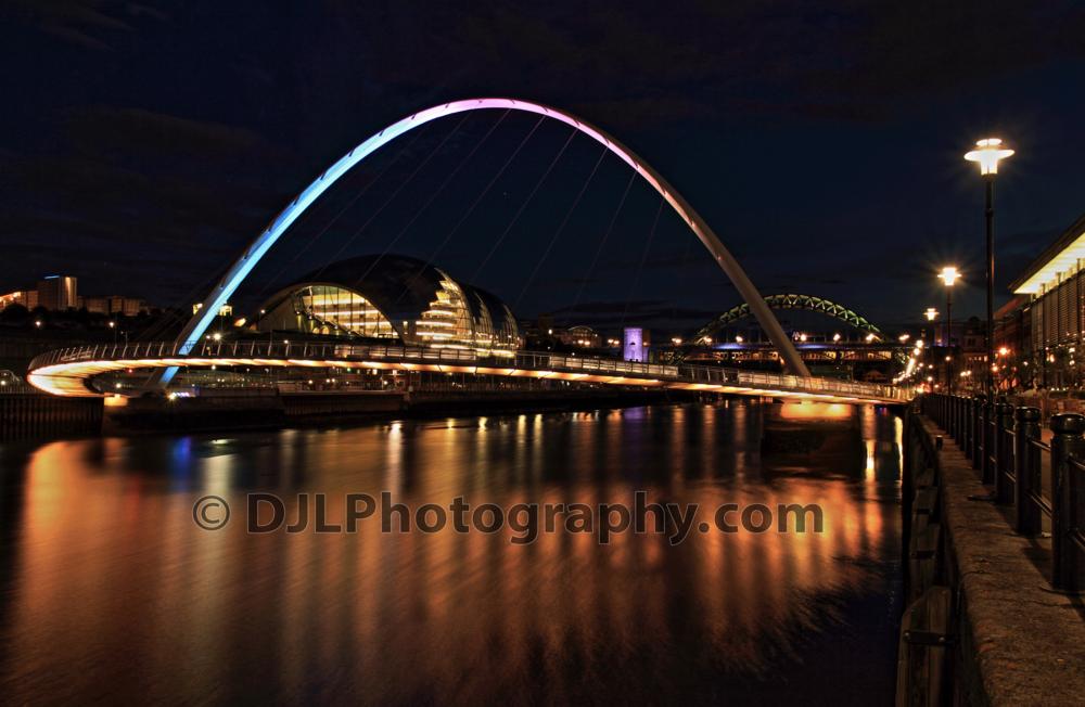 Millennium Bridge 3 - Gateshead