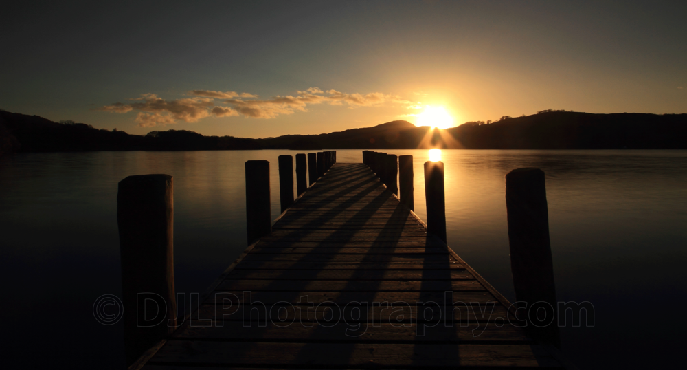 Rigg Wood Pier