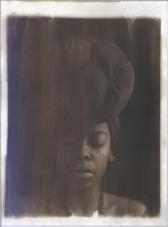 An ongoing, exploratory series of artifacts and photography gathered in a Cabinet of Curiosity addressing identity. These works reflect memory, life cycles, and recognition of the African Diaspora. This series was created as an avenue for retention of culture supported by historical portraiture.
