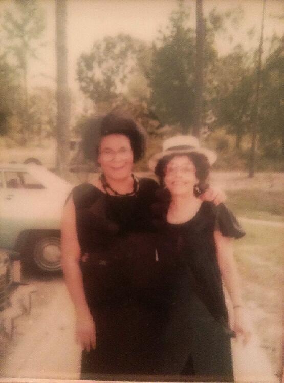Grandfather Hudson's Funeral, South Carolina 1984