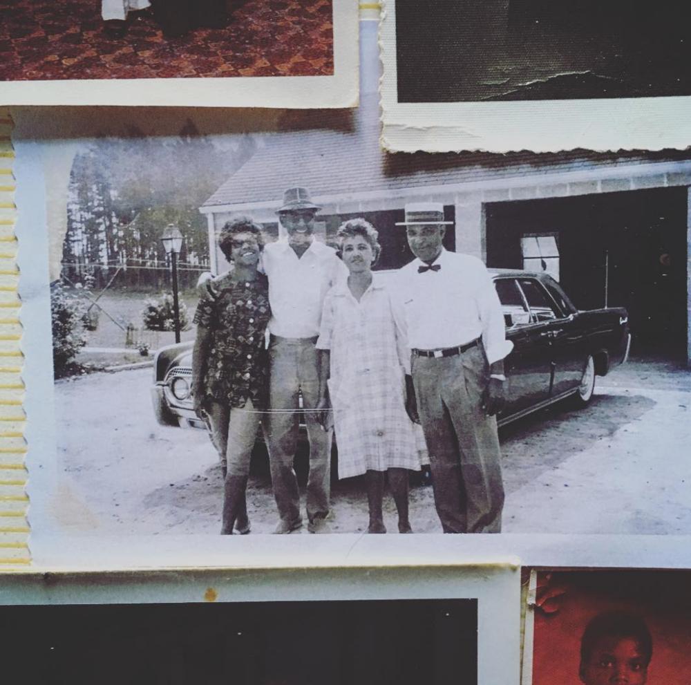 Bertie + Husband Crewe, VA