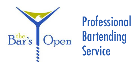 The Bar's Open - Professional Bartending Service