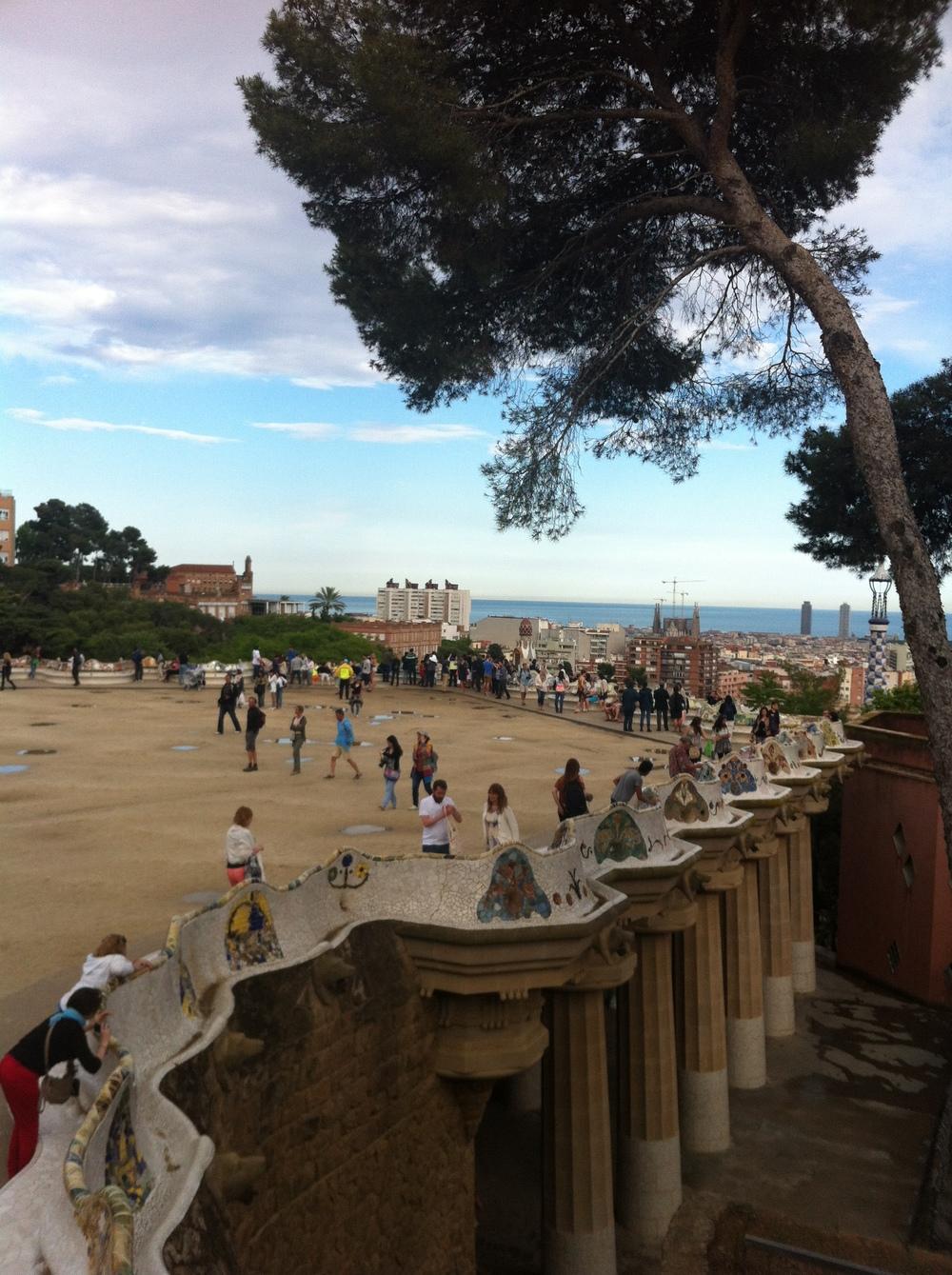 more Gaudì