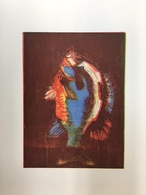 3 color run Monotype