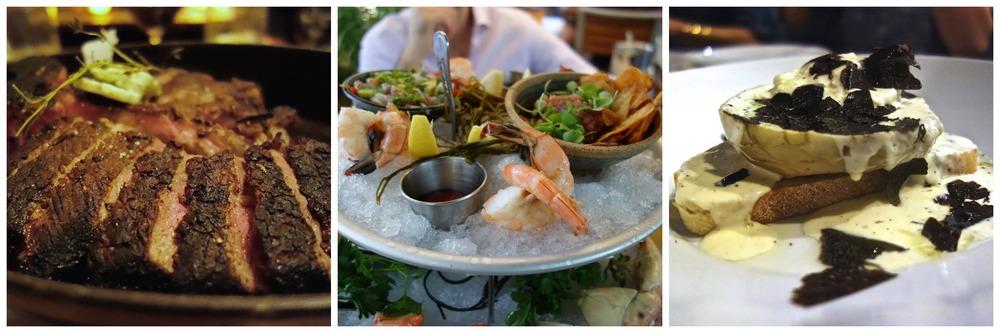 Where to Eat in Miami Seafood Steak Truffles