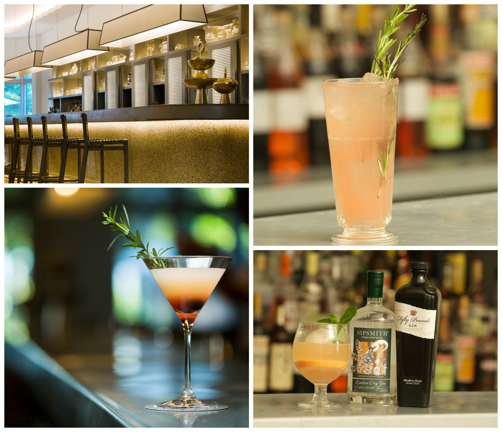 Metropolitan by COMO Traymore Gin Bar Miami