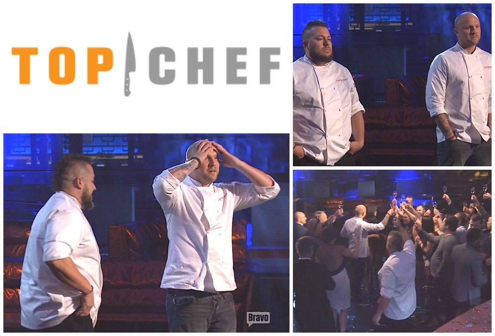 Bravo TV Top Chef Season 13 Winner Chef Jeremy Ford