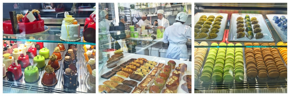 Antonio Bachour Bakery Bistro Cakes