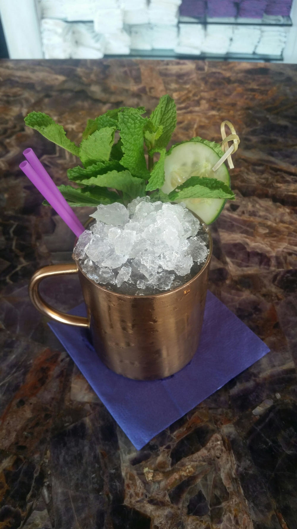 Moscow Mule Elderflower