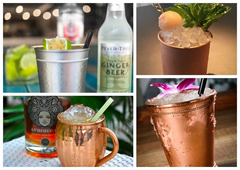 Best Moscow Mule Recipes in Miami