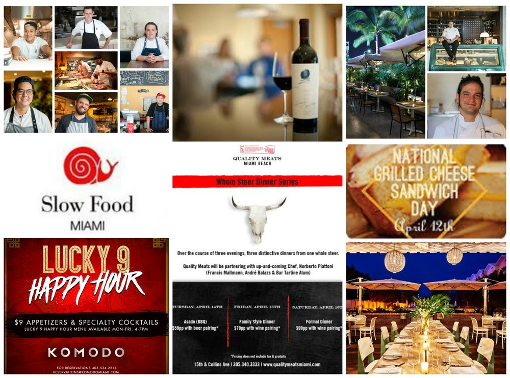 Miami Weekly Nibble Food Events Star Chefs Wine Dinners