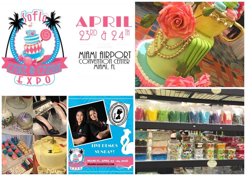 South Florida Cake and Candy Expo Miami