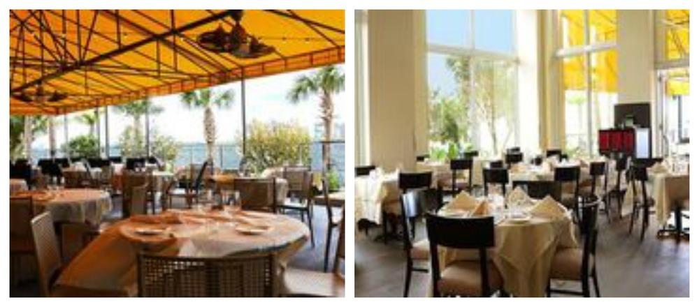 Antica Mare Miami Italian Restaurant Biscayne Bay