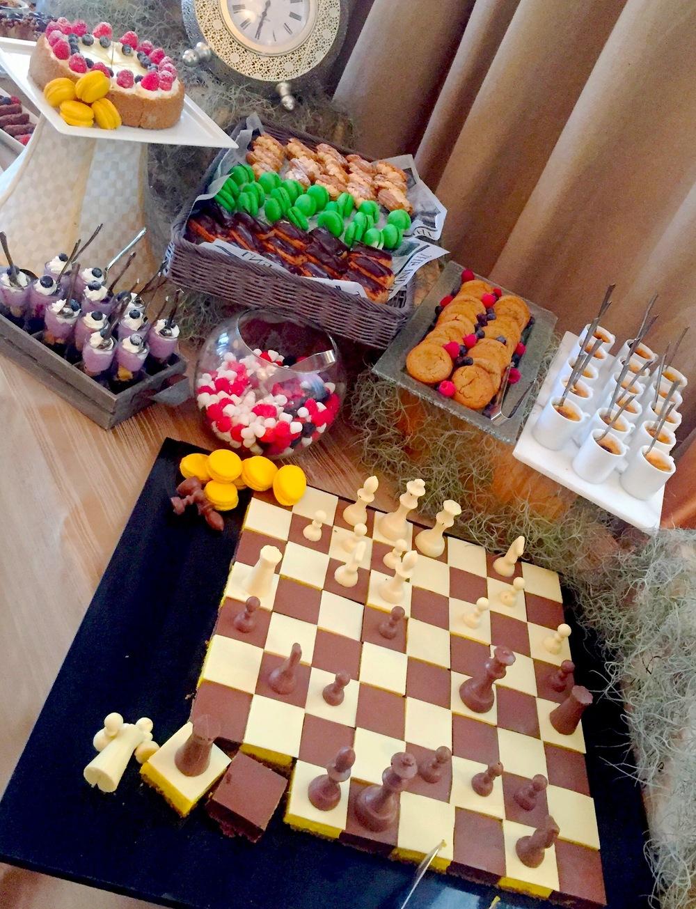 Bianca Delano Miami Beach Desserts