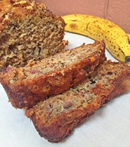 Miami MIAbites Best Ever Banana Bread