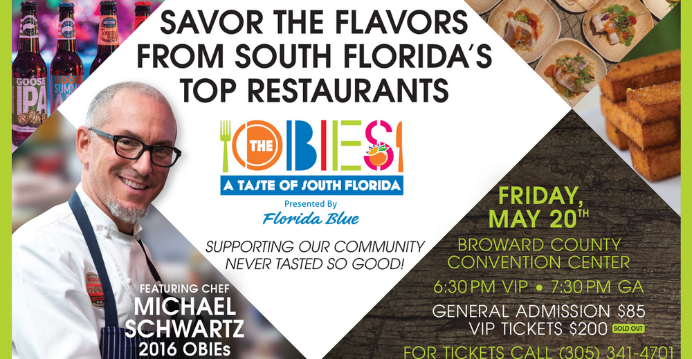 The OBIES South Florida May 20th