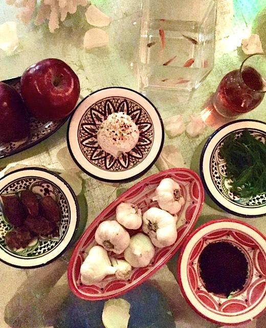 Byblos Miami Beach Nowruz Table