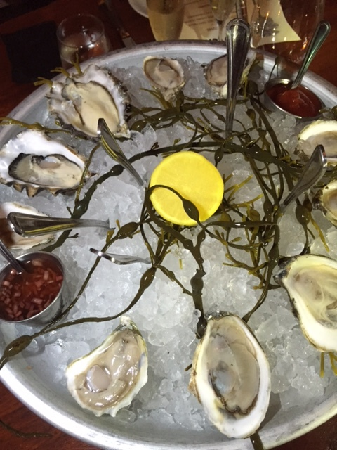 The Dutch Miami Beach oysters