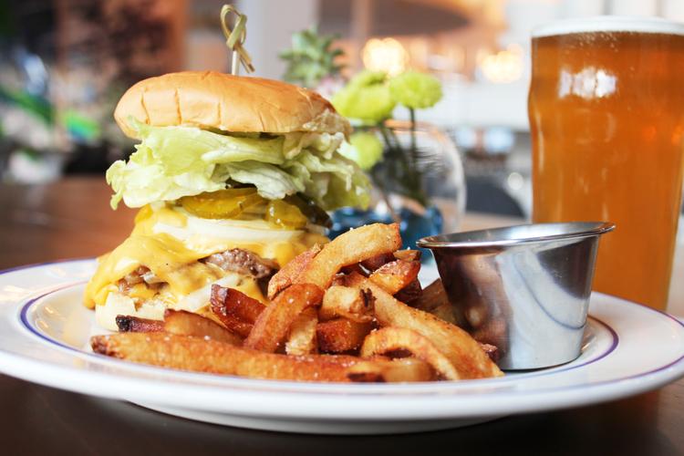 The Vagabond Miami Burger
