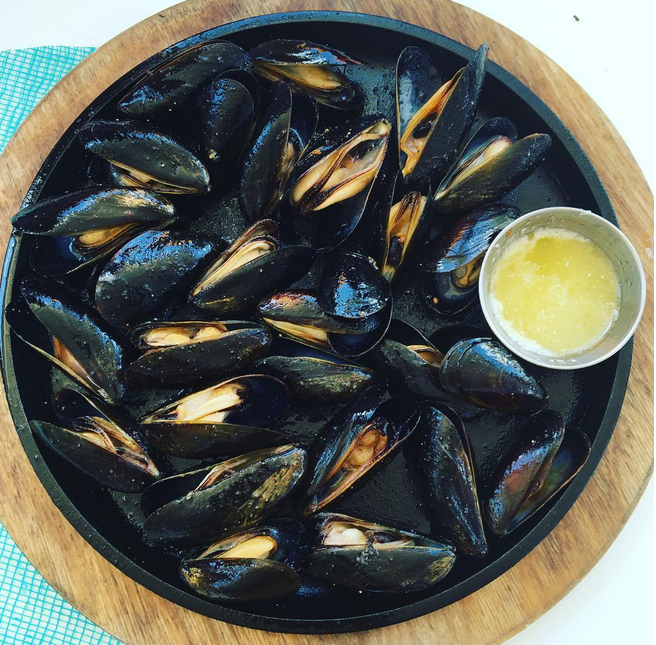 The Standard Miami Mussels