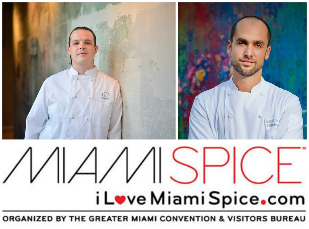 Miami Spice Mash up Dinner with Brad Kilgore at Beaker & Gray