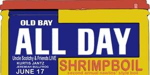 Old Bay Shrimp Boil Gastropod