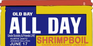 Old Bay Shrimp Boil Gastropod