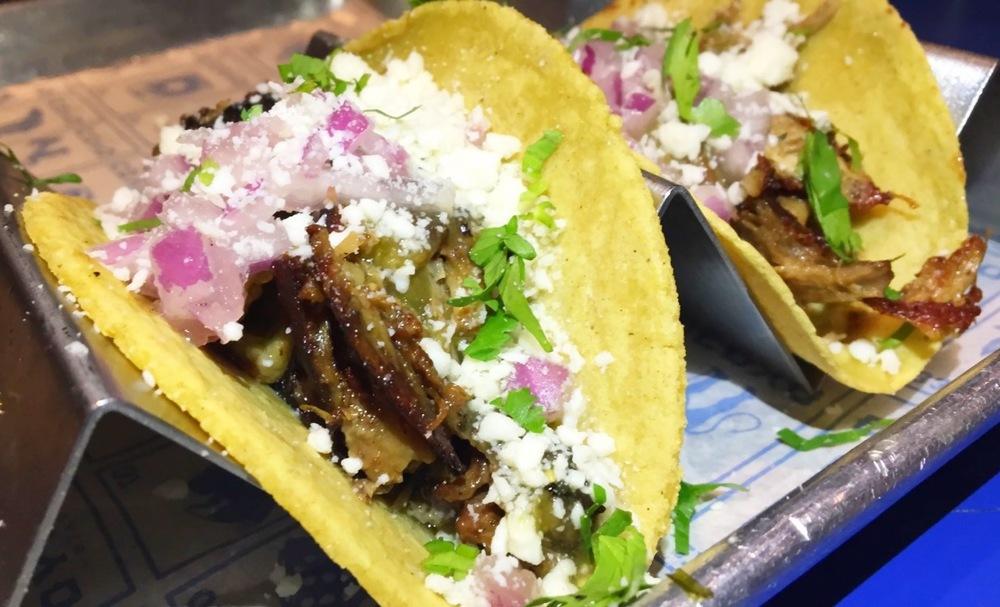 Coyo Taco Duck Tacos Brickell