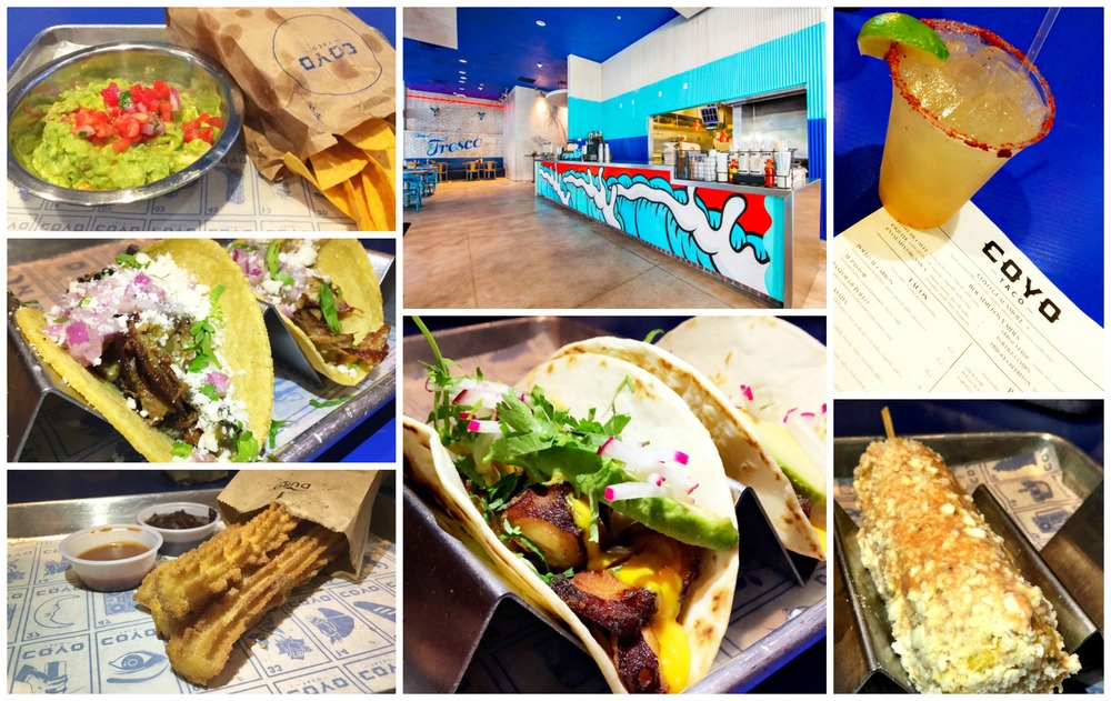 Coyo Taco Wynwood opens in Brickell Miami
