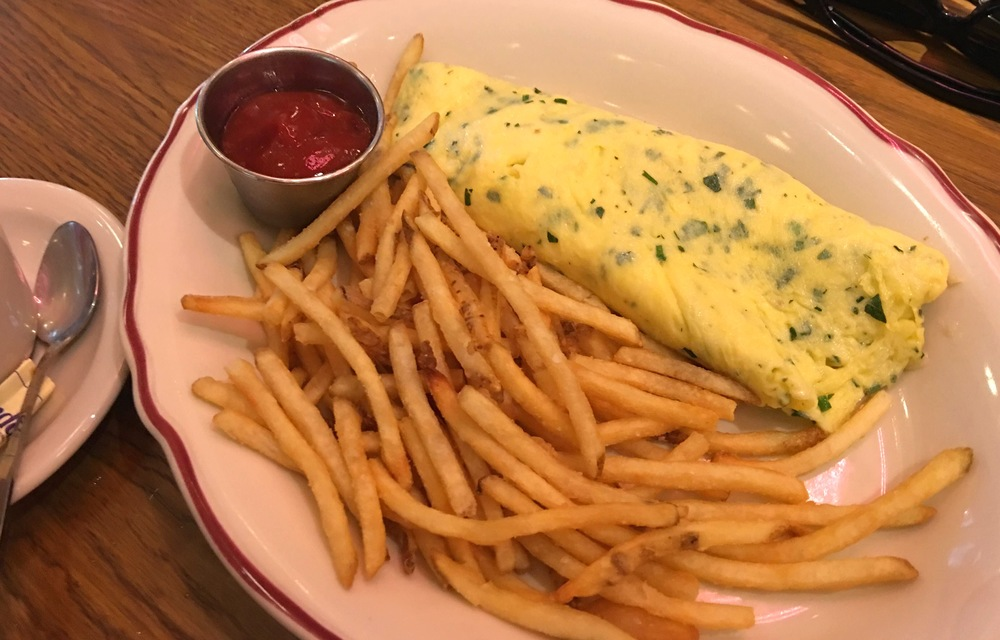 Le Zoo Bal Harbour Omelet