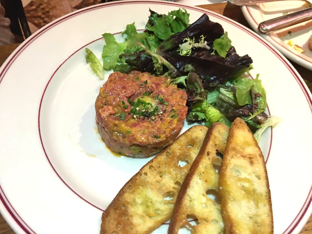 Le Zoo Steak Tartare