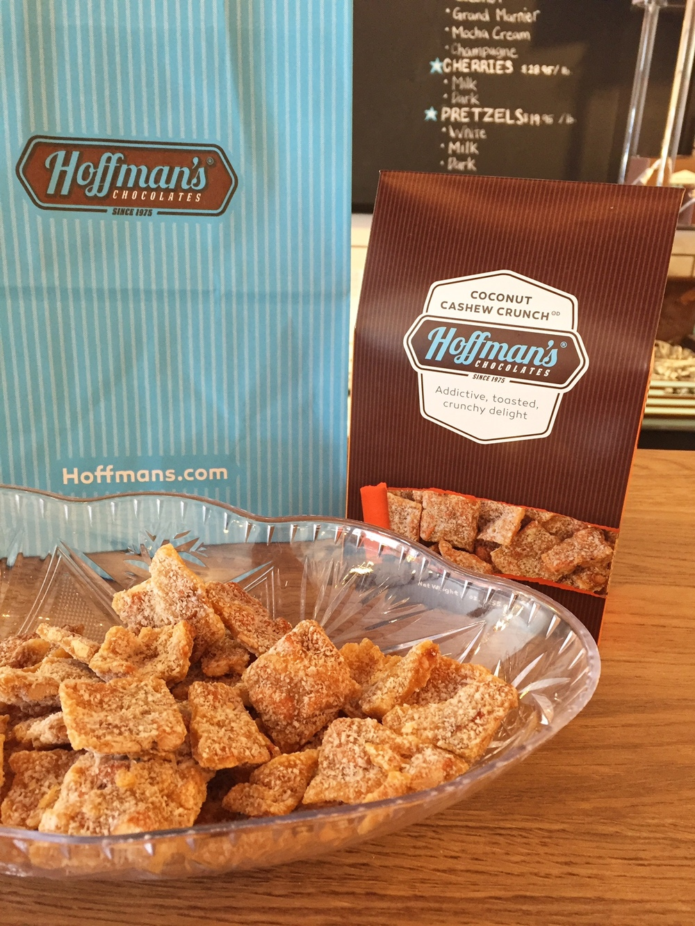 Hoffman's Chocolates Caramel Crunch