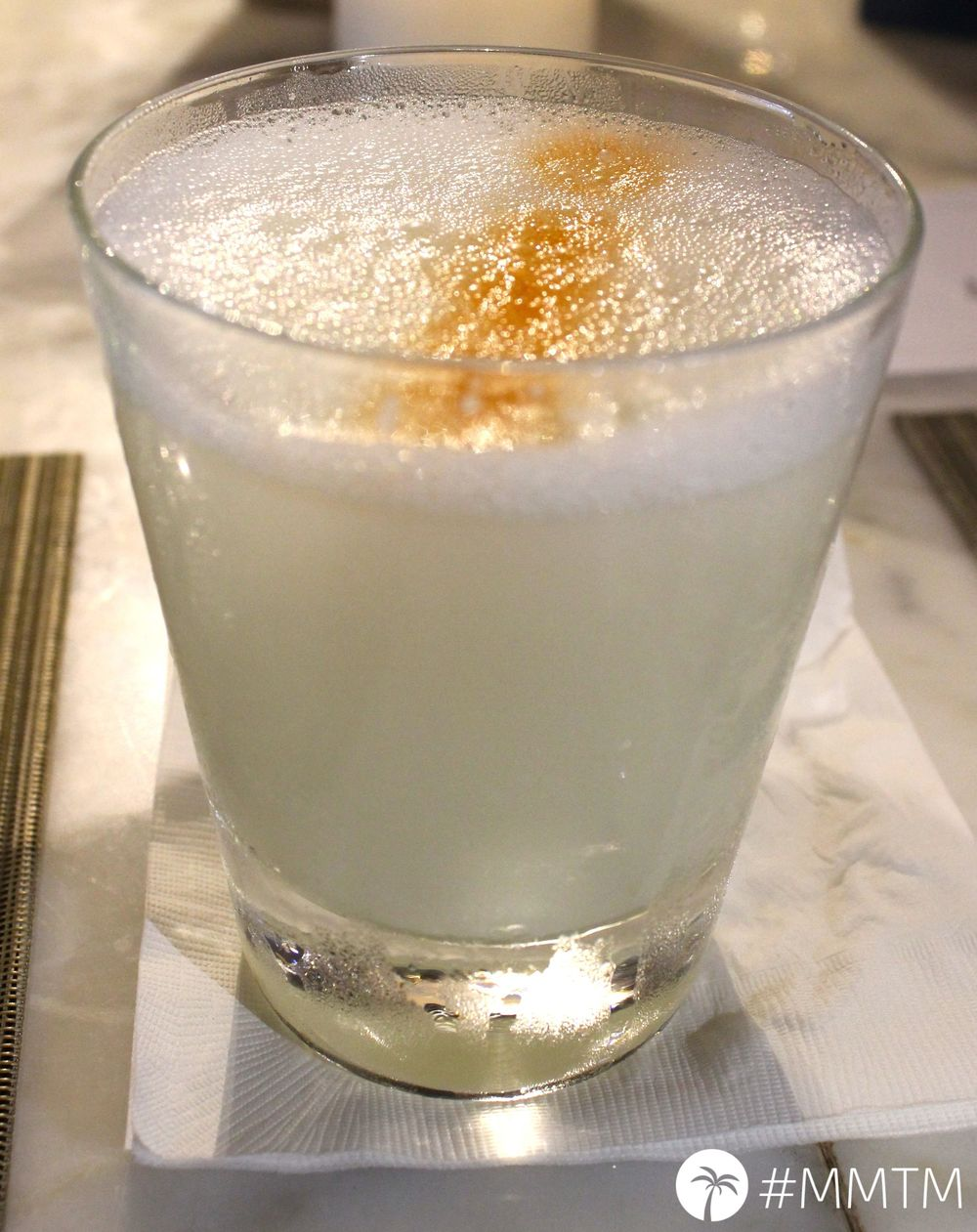 La Mar Miami Pisco Sour