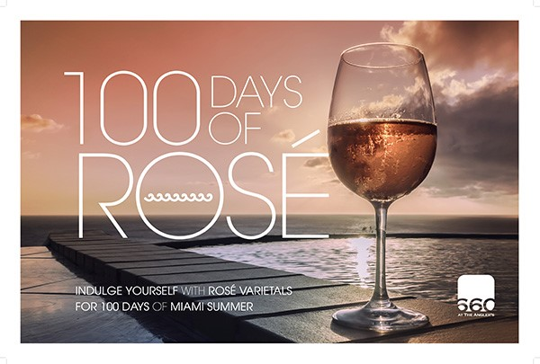 660 Anglers 100 Days of Rose Miami