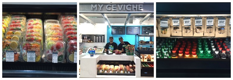 My Ceviche at MIA airport