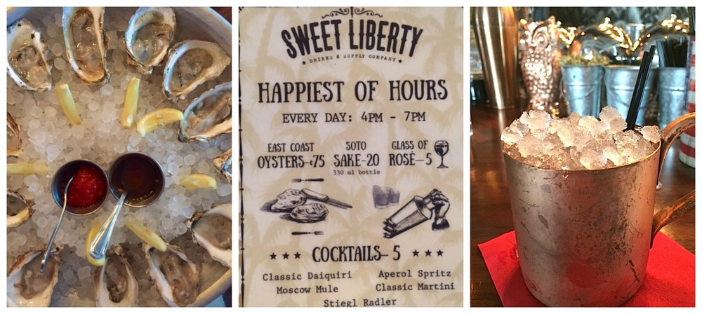 Sweet Liberty Miami Beach Happy Hour