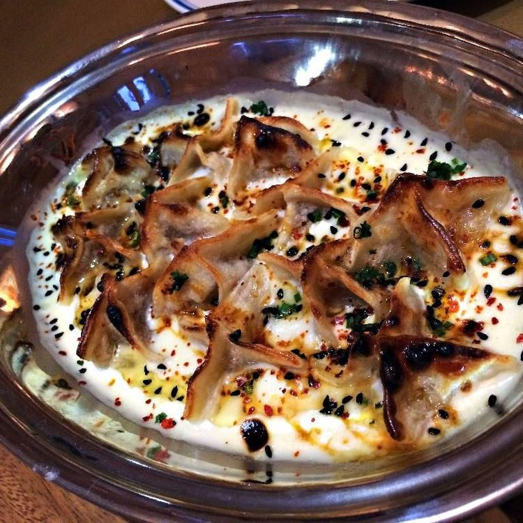 Byblos Miami Beach Turkish Manti Dumplings
