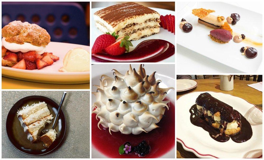 Miami Classic Desserts MIAbites