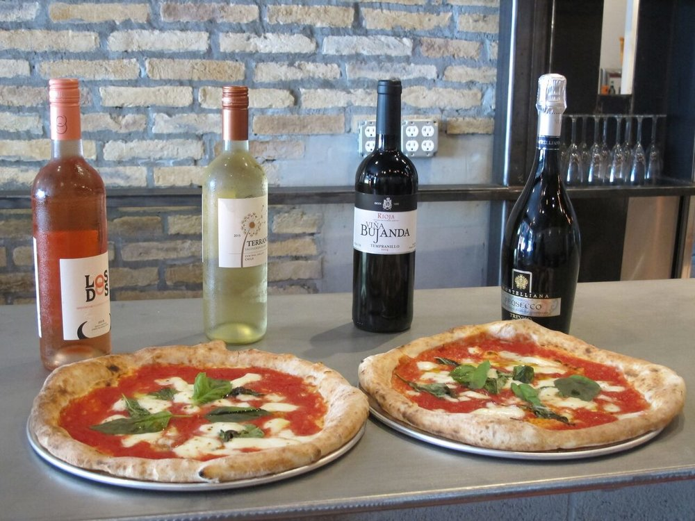 National Pizza Day at Tino's Brickell